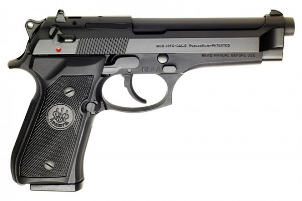 Beretta 92-FS .9mm new.  SOLD OUT - Product Image
