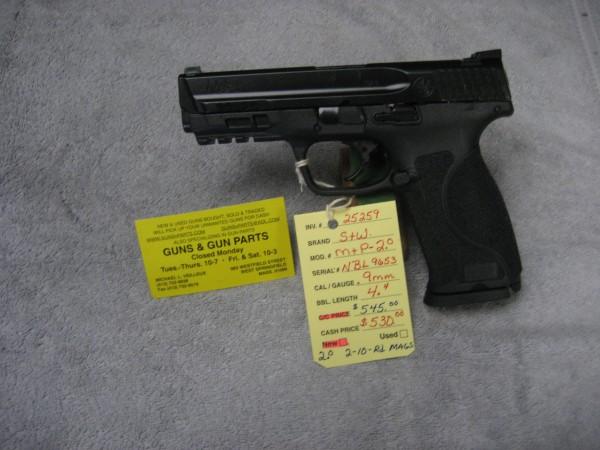 Smith & Wesson M&P-2 0 4 1/4'' barrel new