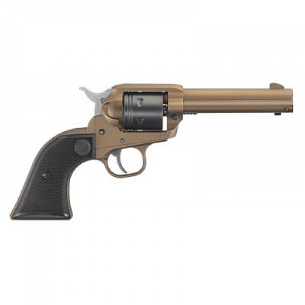 Ruger Wrangler .22 caliber single action bronze.    3/25/21 - Product Image