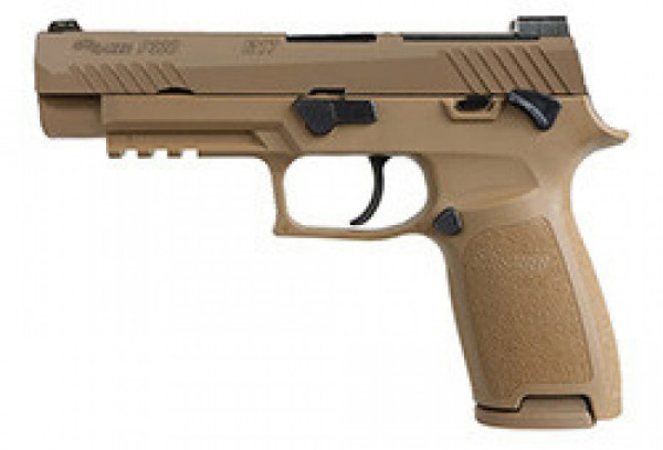 Sig Sauer P320F-M17 .9MM with night sights and -3- mags. ONE IN STOCK  2/03/21   SOLD - Product Image