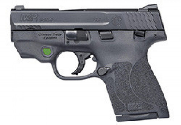 Smith & Wesson shield .9mm 2.0 green laser new. - Product Image