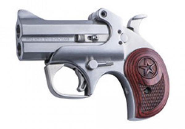Bond Arms Derringer - 2 - shot Defender model now Mass OK new 45/410    4/01/21  - Product Image