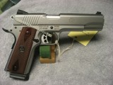 Ruger SR-1911 .45 acp, s/s 5'' barrel new.  SOLD OUT - Product Image