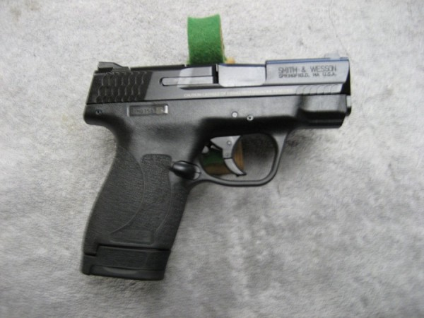 Smith & Wesson .9mm Shield 2.0 new in stock.   08/17/21 - Product Image