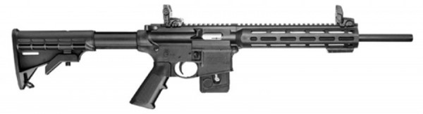 Smith & Wesson M&P-15-22 .22 caliber.= new. - Product Image